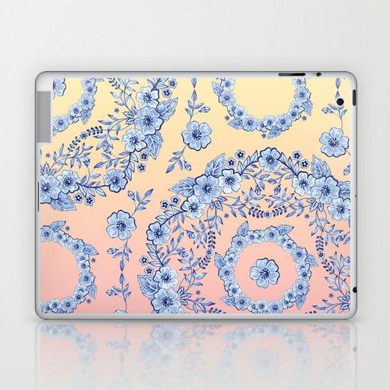 Blue Rhapsody Laptop & iPad Skin