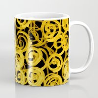 pasta Mugs featuring pasta by clemm