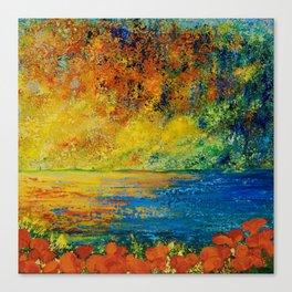 MEMORIES OF SUMMER Canvas Print