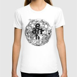 Earth with Art T-shirt