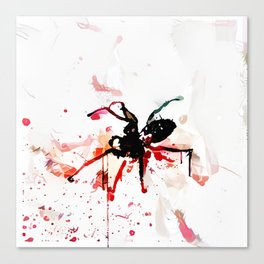 Murder Spider The Nth Canvas Print