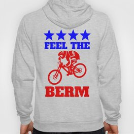 Bernie Sanders Mountain Bike Hoody