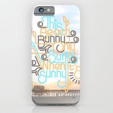 BEACH BUNNY iPhone 6s Slim Case