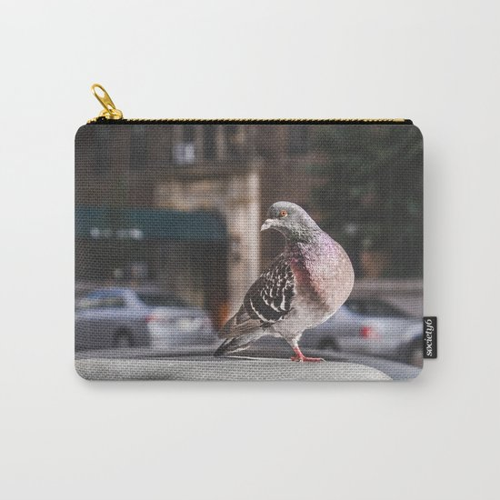 NYC Pigeon Carry-All Pouch