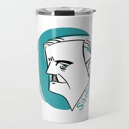 Jean Sibelius #4 Travel Mug
