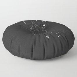 One Shot Floor Pillow