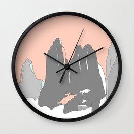Torres Wall Clock