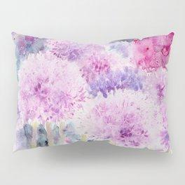 Alliums and Foxgloves Pillow Sham