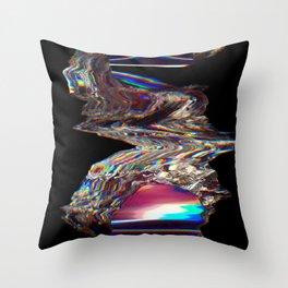 Zone X Throw Pillow