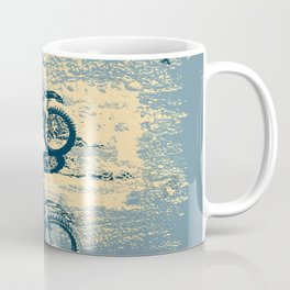 Dirt Track - Motocross Racing Coffee Mug