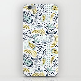 Bohemian Rhapsody White iPhone Skin
