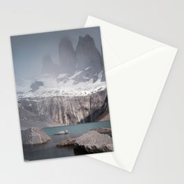 Three Towers, Chile Stationery Cards