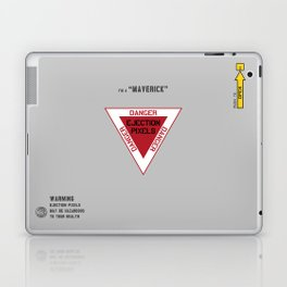 Eject! EjeCT!! EJECT!!! Laptop & iPad Skin