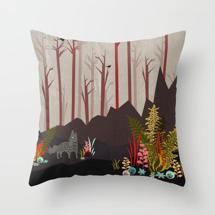 Sundance Throw Pillow By Kakel