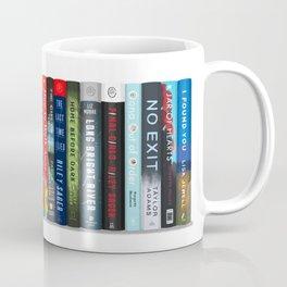 Book Stack No. 22 Coffee Mug