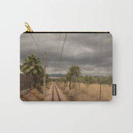 Spanish Railway Carry-All Pouch