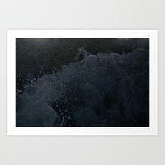 Acqua Nebulae 4 Art Print