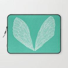 Cicada Wings – Turquoise Laptop Sleeve