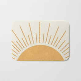 Sunshine Everywhere Bath Mat