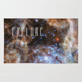 Explore - Monster Stars Rug