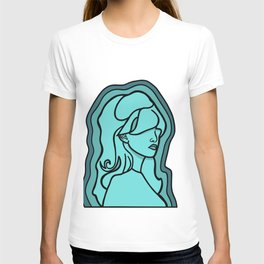 Miss Turquoise T-shirt