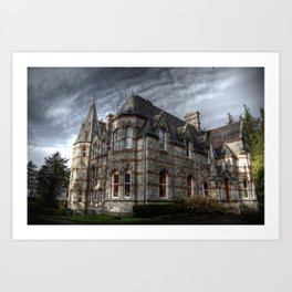 The Palace Art Print