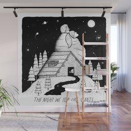The Night We Felt Like Giants Wall Mural