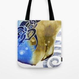 Sky Spirit - Earth, Sky and Sea Tote Bag