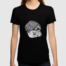 Hipster + Pug = Pugster T-shirt