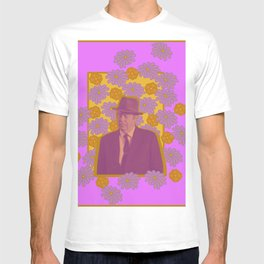 of detectives and flowers- fred thursday T-shirt