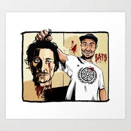 BATB Art Print