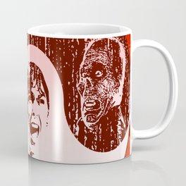 Yin Yang Horror - dark print Coffee Mug