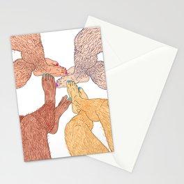 Girl Talk Stationery Cards