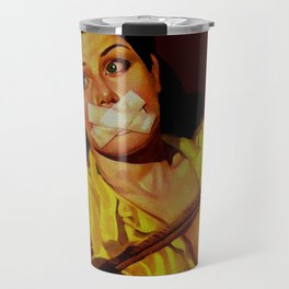 Gagged Travel Mug