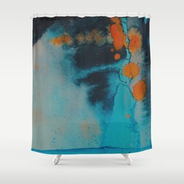 Couldn't look you in the eye Shower Curtain