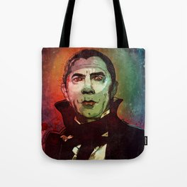 Bela Lugosi - Dracula (MALDITA SEA TU ESTAMPA) Tote Bag
