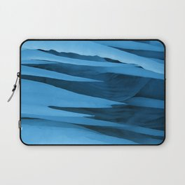Tipsy Icicle Blues Laptop Sleeve