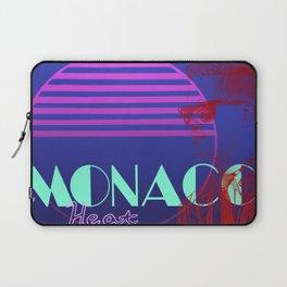 Vettel Vice: Monaco Heat Laptop Sleeve