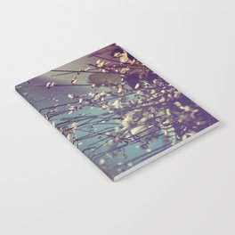 Flower Flip Notebook