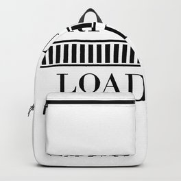 Perfect Body Loading Backpack