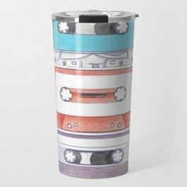 Cassettes Travel Mug