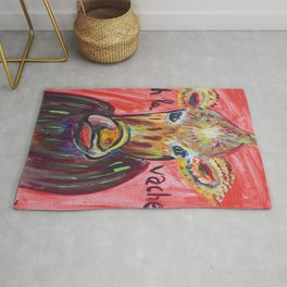 Oh la vache ! Holy cow ! Rug