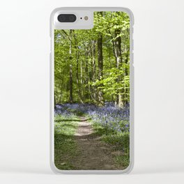 Footpath Through the Bells Clear iPhone Case