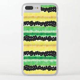 The fields Clear iPhone Case
