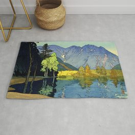 Japan Alps 12title, Hotaka Mountain - Digital Remastered Edition Rug