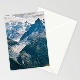 Chamonix, France #society6 #decor #buyart Stationery Cards