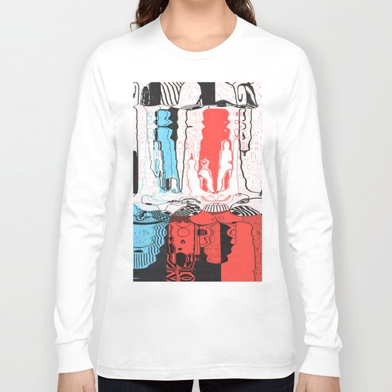 Ions Long Sleeve T-shirt