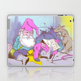 Gnomeless Laptop & iPad Skin