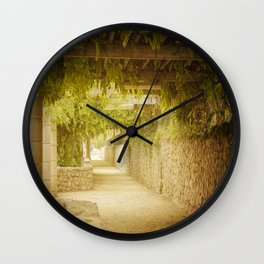 Relax Wall Clock