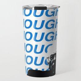 ENOUGH IS ENOUGH Travel Mug